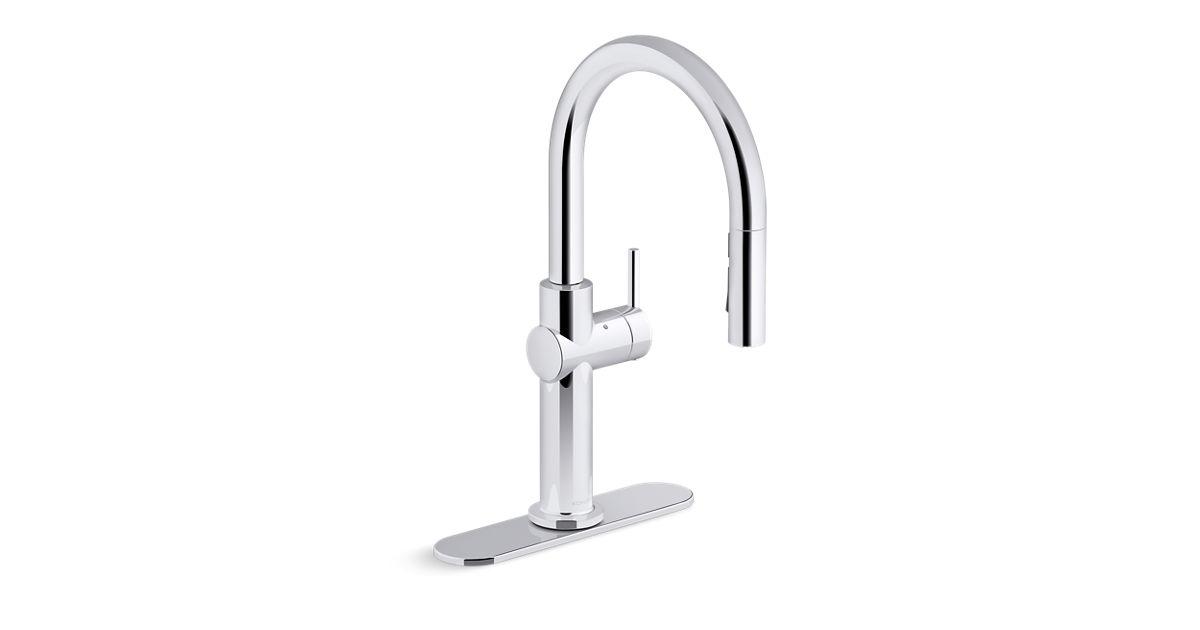 Crue Faucet With Kohler Konnect K 22974 Wb Kohler Kohler