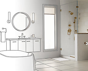 KOHLER | Toilets, Showers, Sinks, Faucets And More For Bathroom & Kitchen