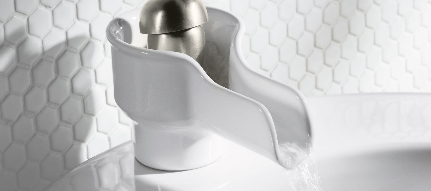 Vitreous China Faucets and Finishes | Bathroom | KOHLER