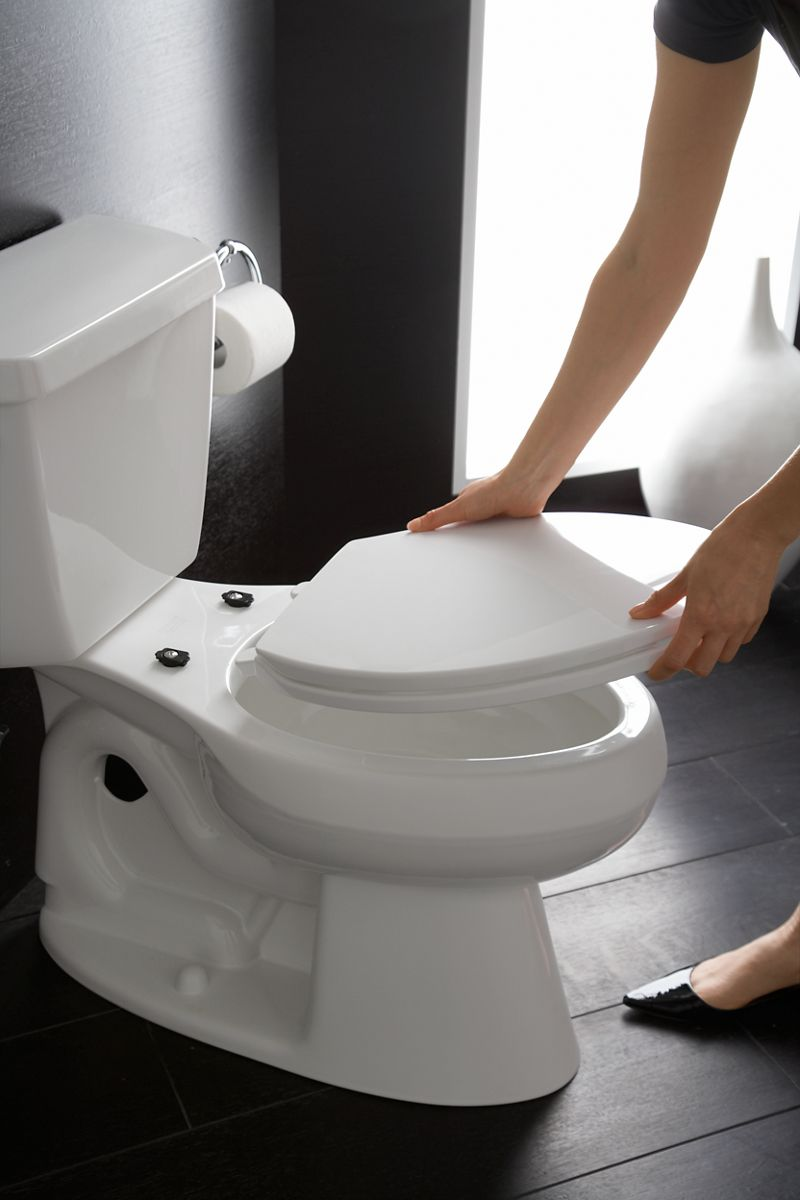 Quick Removal Toilet Seats