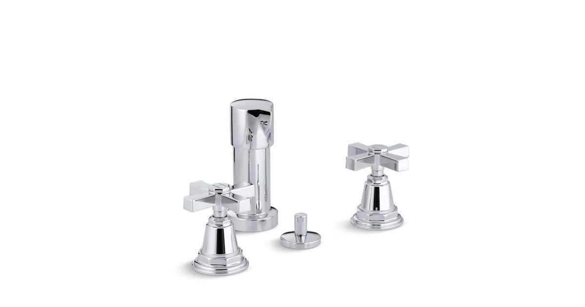 K 13142 3a Pinstripe Pure Bidet Faucet Kohler