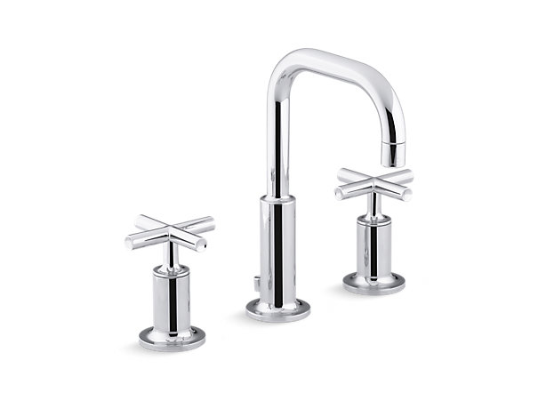 Superb CROSS HANDLE Bathroom Sink Faucets