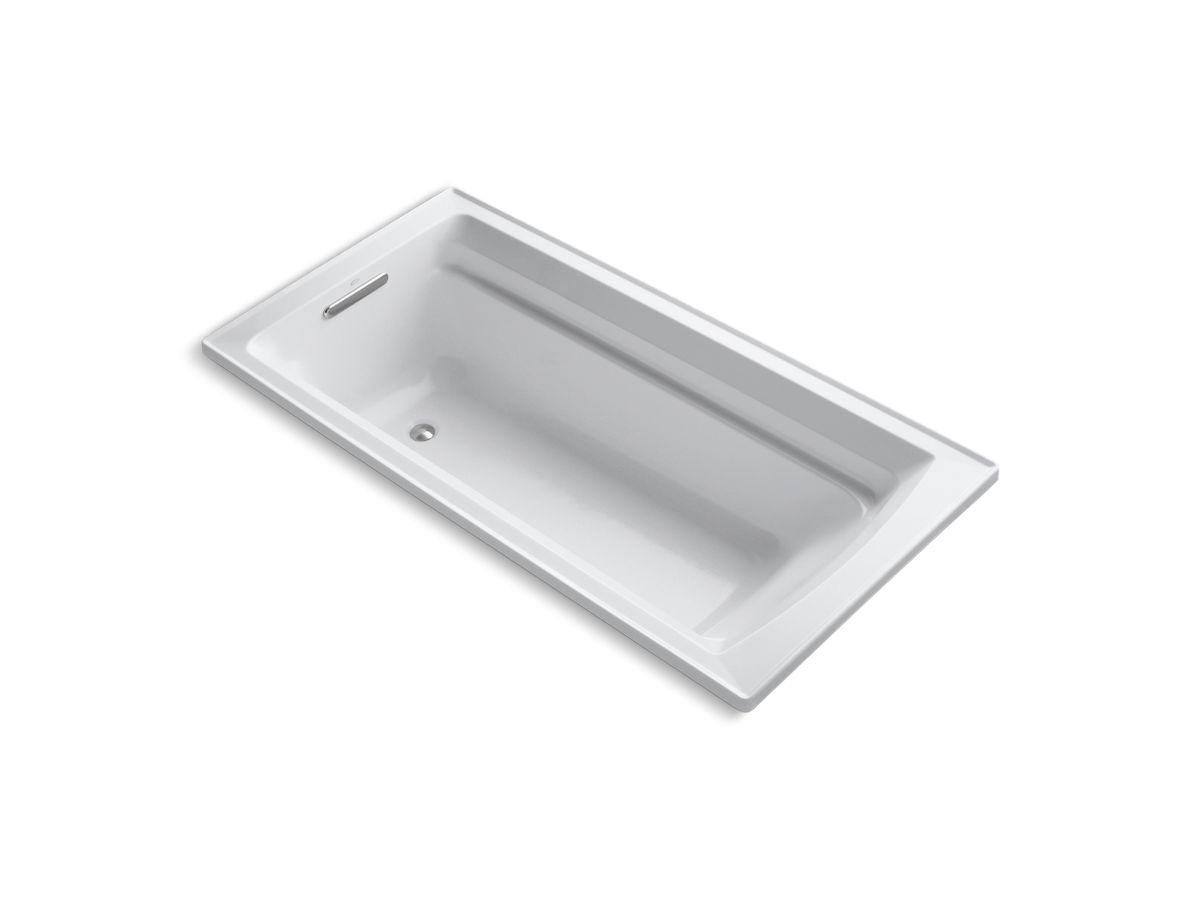 K 1125 Archer 6 Foot Bath With Comfort Depth Design Kohler