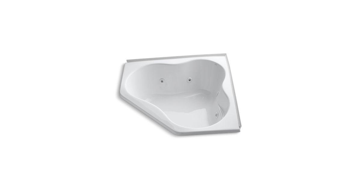 Corner Bathtubs, Whirlpool, Bathing Products | Bathroom | KOHLER