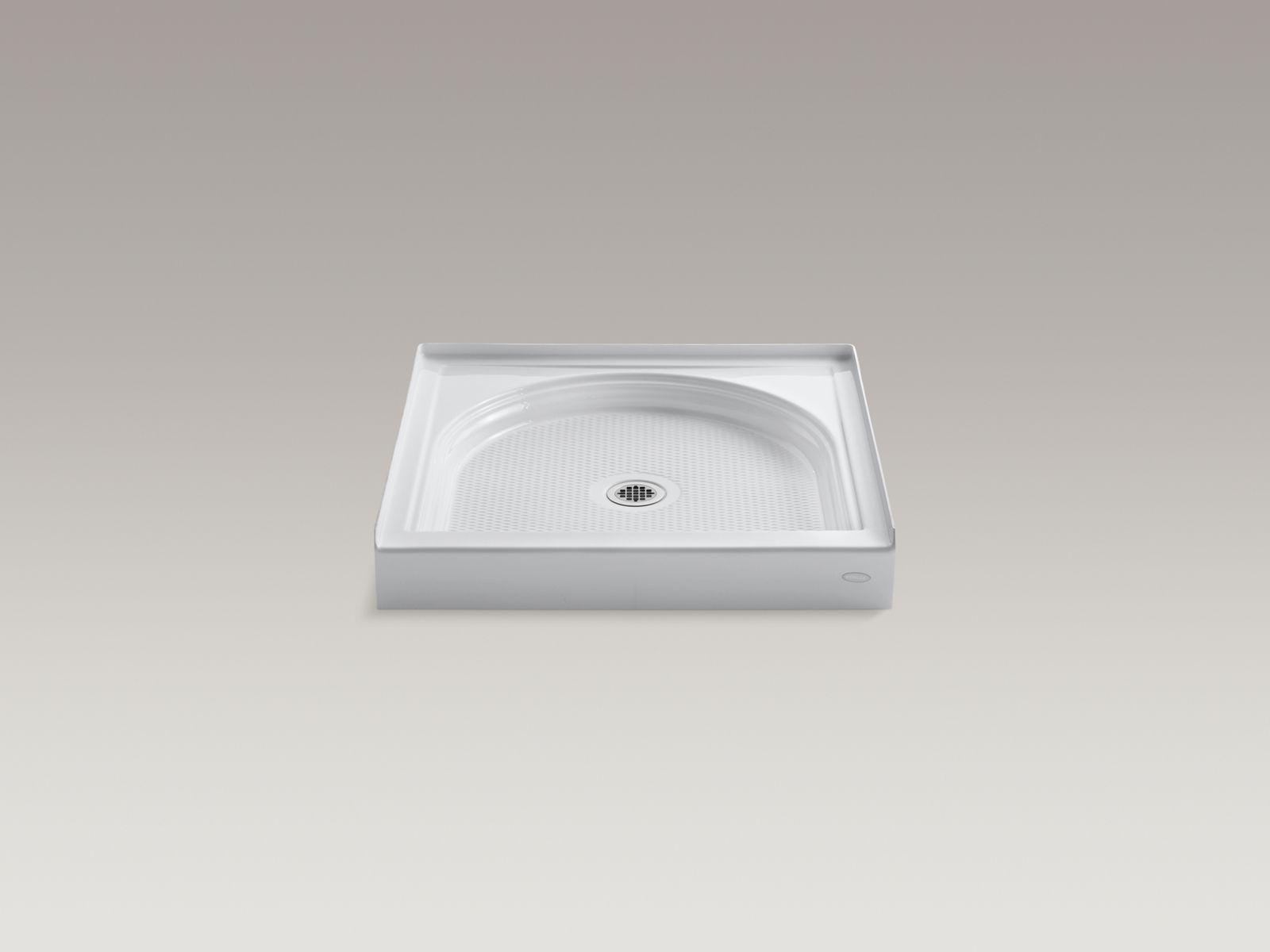 KOHLER| Captiva Shower Base, 36 Inch Square | KOHLER