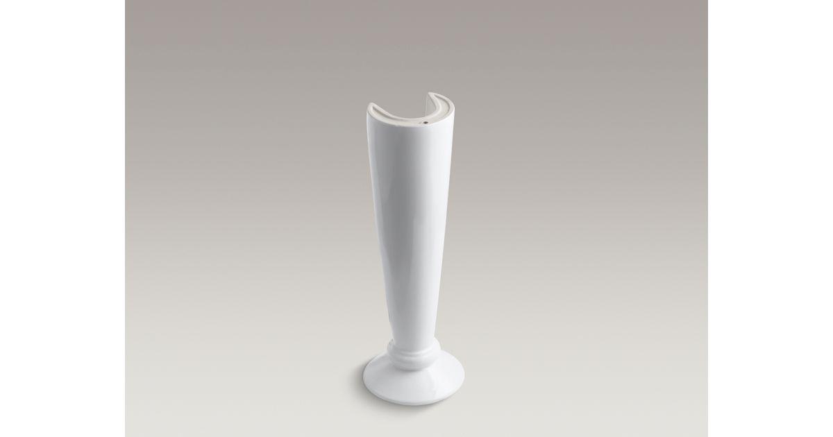 Sandbar Kohler K-2003-G9 Revival Transitional Pedestal Lavatory Pedestal Only