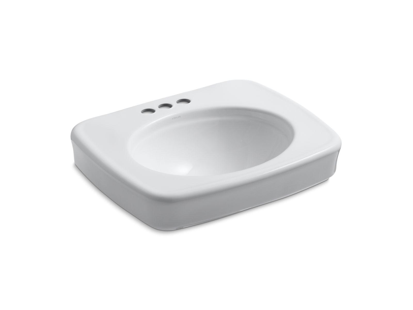K 2340 4 | Bancroft Sink Basin With 4 Inch Centers | KOHLER