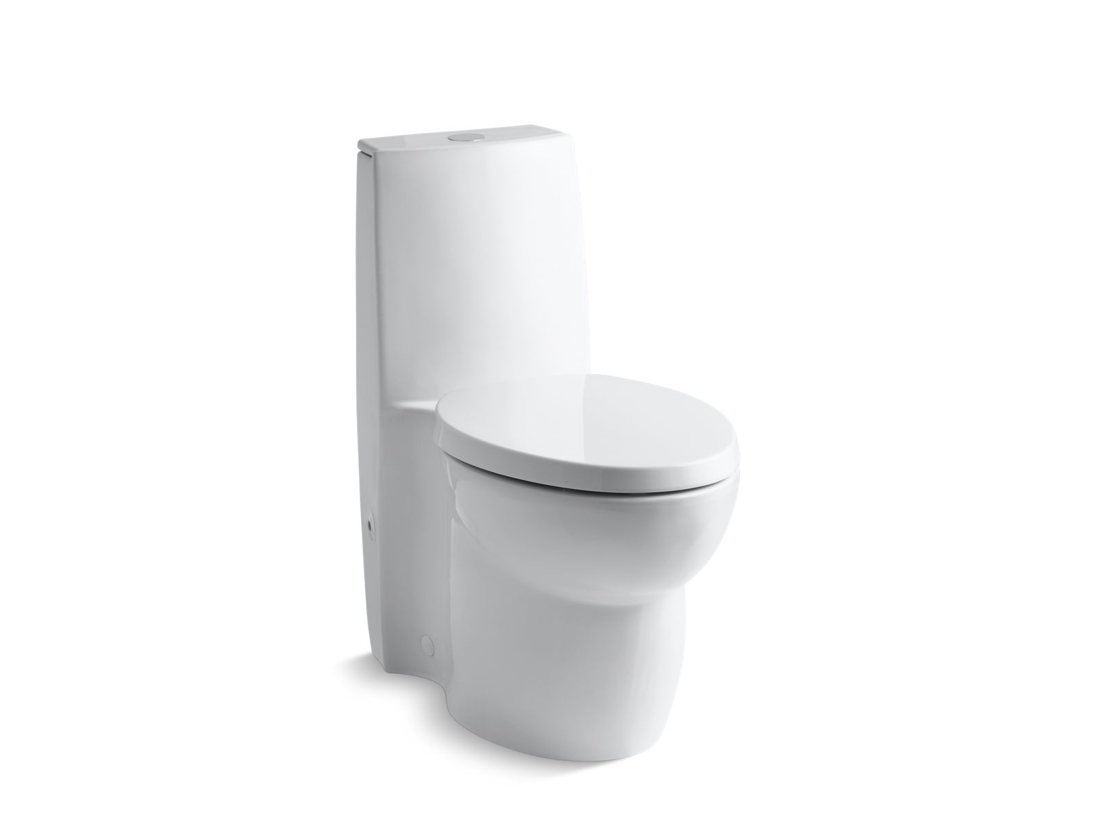 onepiece compact elongated dualflush toilet kohler