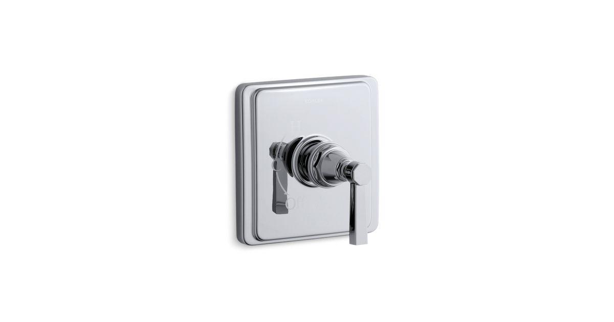 Pinstripe Bathroom | KOHLER