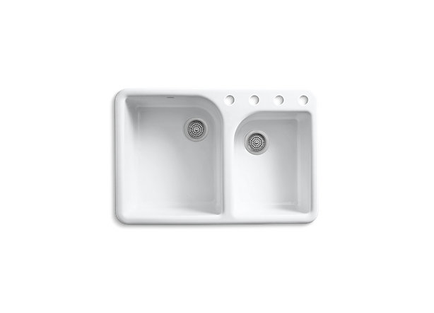 top mount sinks easiest to install - Kitchen Sinks Installation