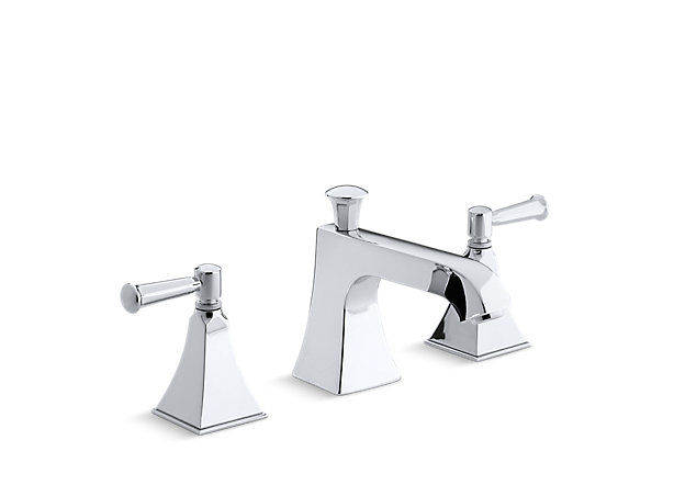 Bath Faucet Handle Types