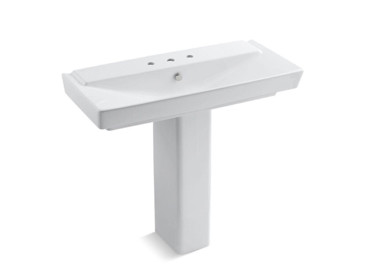 Popular Pedestal Bathroom Sinks | Bathroom | KOHLER YN27
