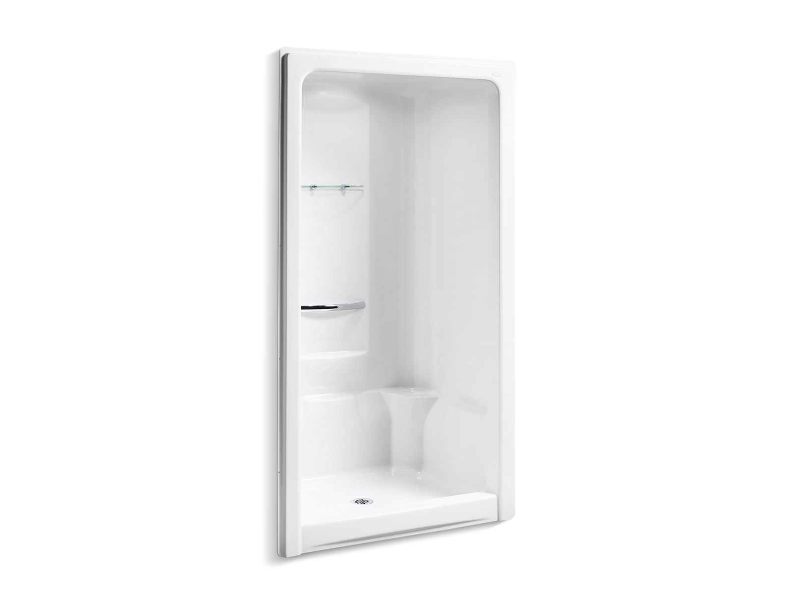 Charmant Sonata 4 Foot Shower Stall | K 1687 | KOHLER