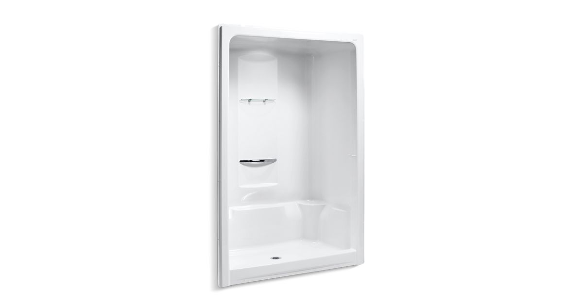 Sonata 5-Foot Shower Stall | K-1688 | KOHLER