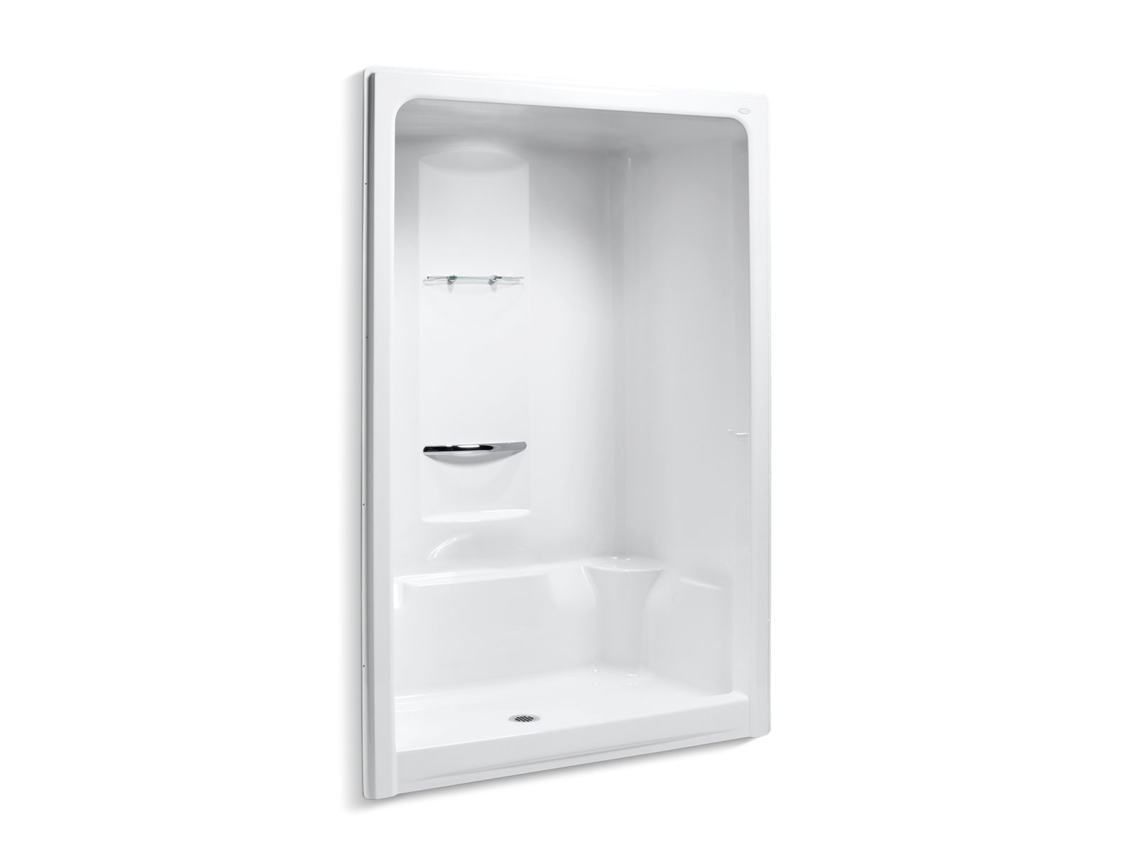 Sonata 5 Foot Shower Stall | K 1688 | KOHLER