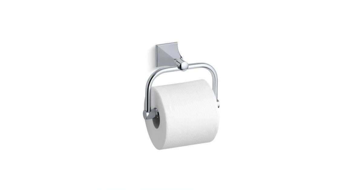 K-490   Memoirs Toilet Tissue Holder with Stately Design