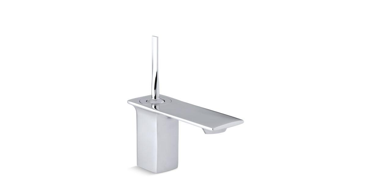 K-14760-4   Stance Single-Control Bathroom Sink Faucet   KOHLER