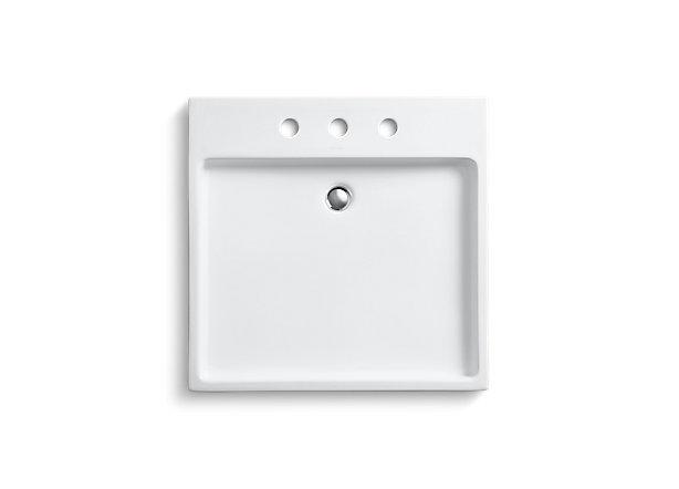 Bathroom Lavatory Faucet Hole Configurations