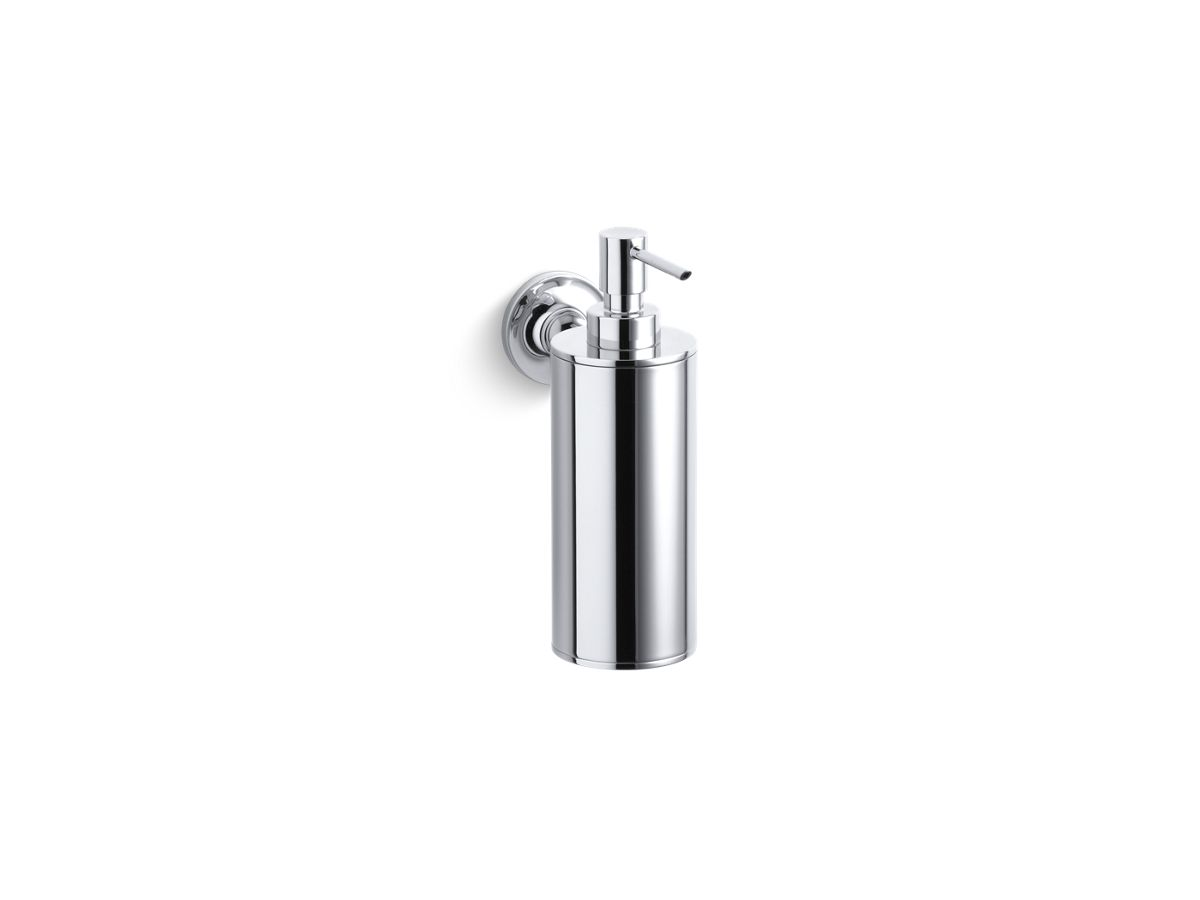 Purist® Wall-mounted soap/lotion dispenser   Tuggl