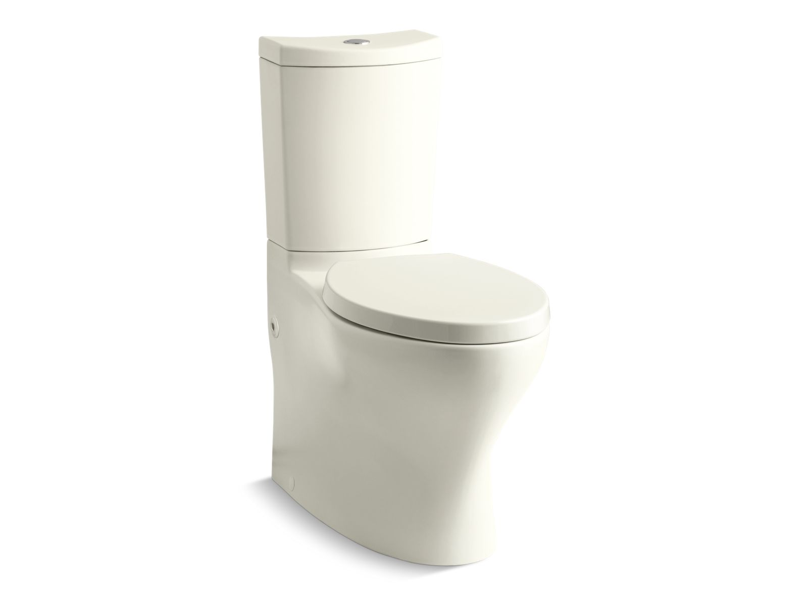 K-6355 | Persuade Curv Skirted Dual-Flush Toilet | KOHLER