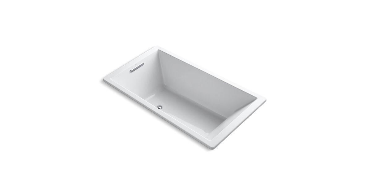 K-1136 | Underscore 5.5-Foot Bath | KOHLER