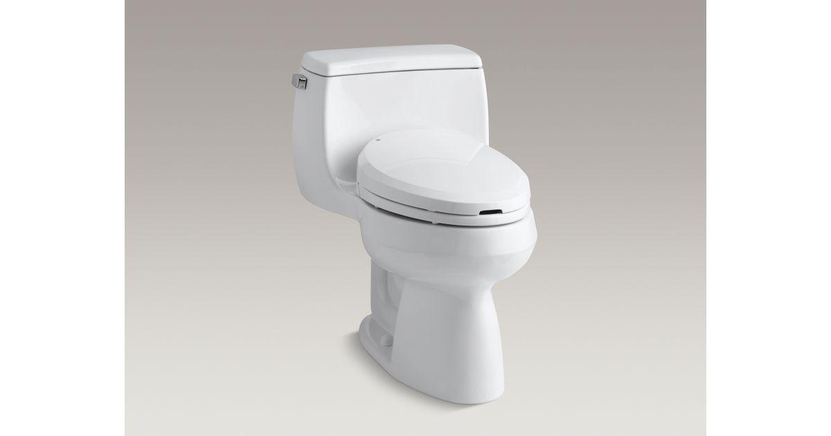 Wondrous Kohler K 3825 Gabrielle Toilet With C3 Toilet Seat Bidet Creativecarmelina Interior Chair Design Creativecarmelinacom
