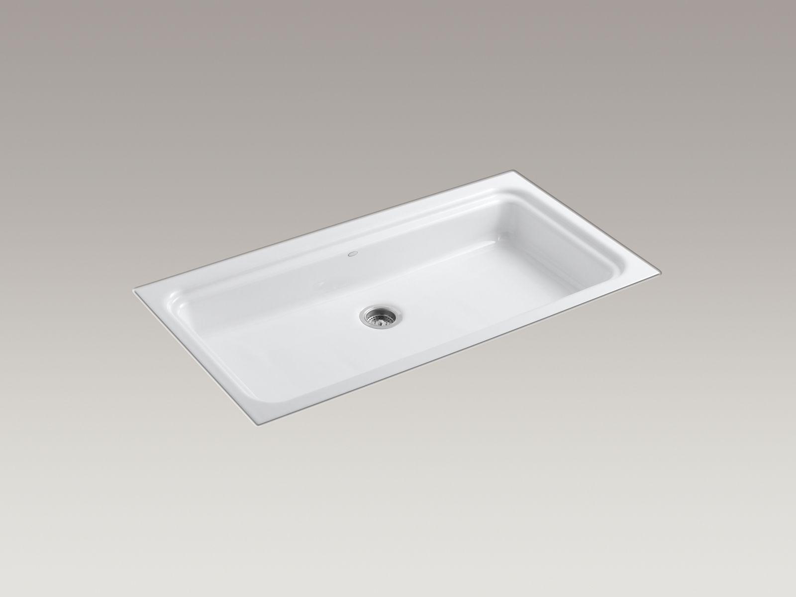 Superbe Oceanview Tile In Utility Sink | K 6606 | KOHLER