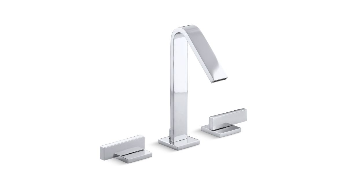 . Loure Widespread Bathroom Sink Faucet   K 14661 4   KOHLER