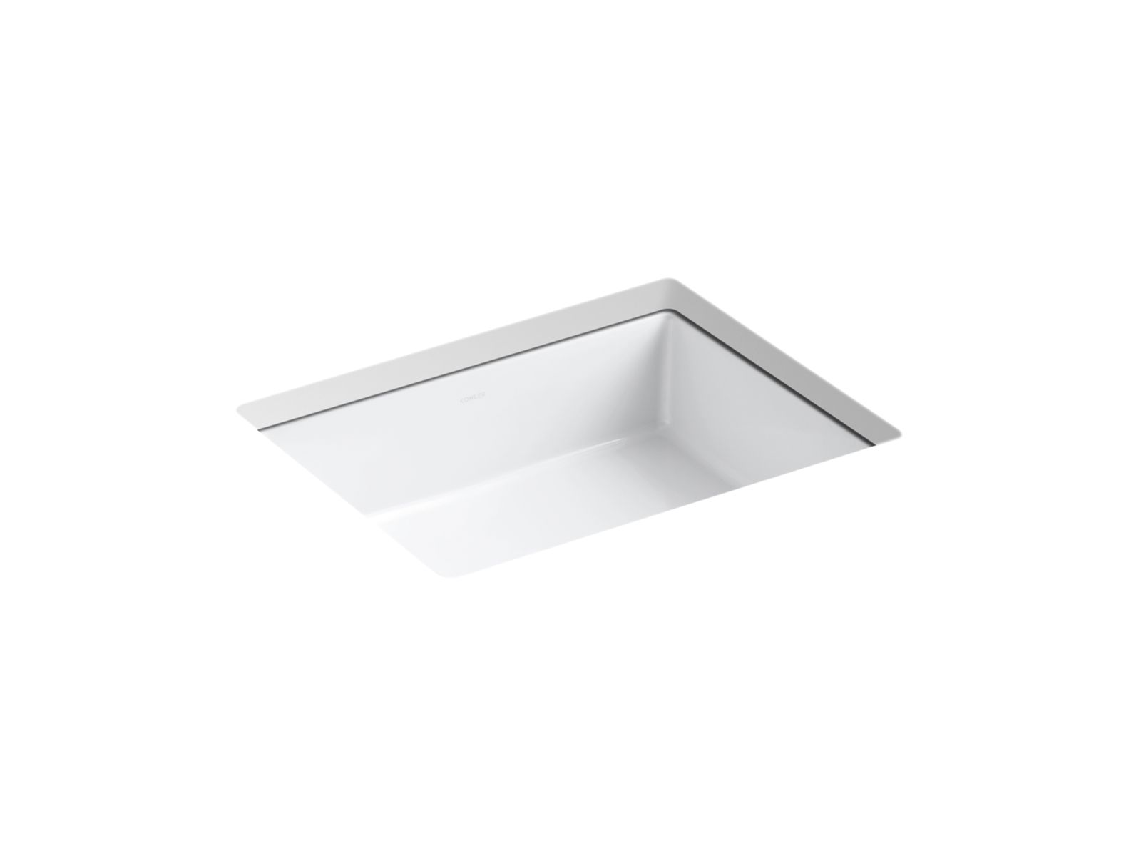 Merveilleux K 2882 | Verticyl Undermount Rectangular Sink | KOHLER