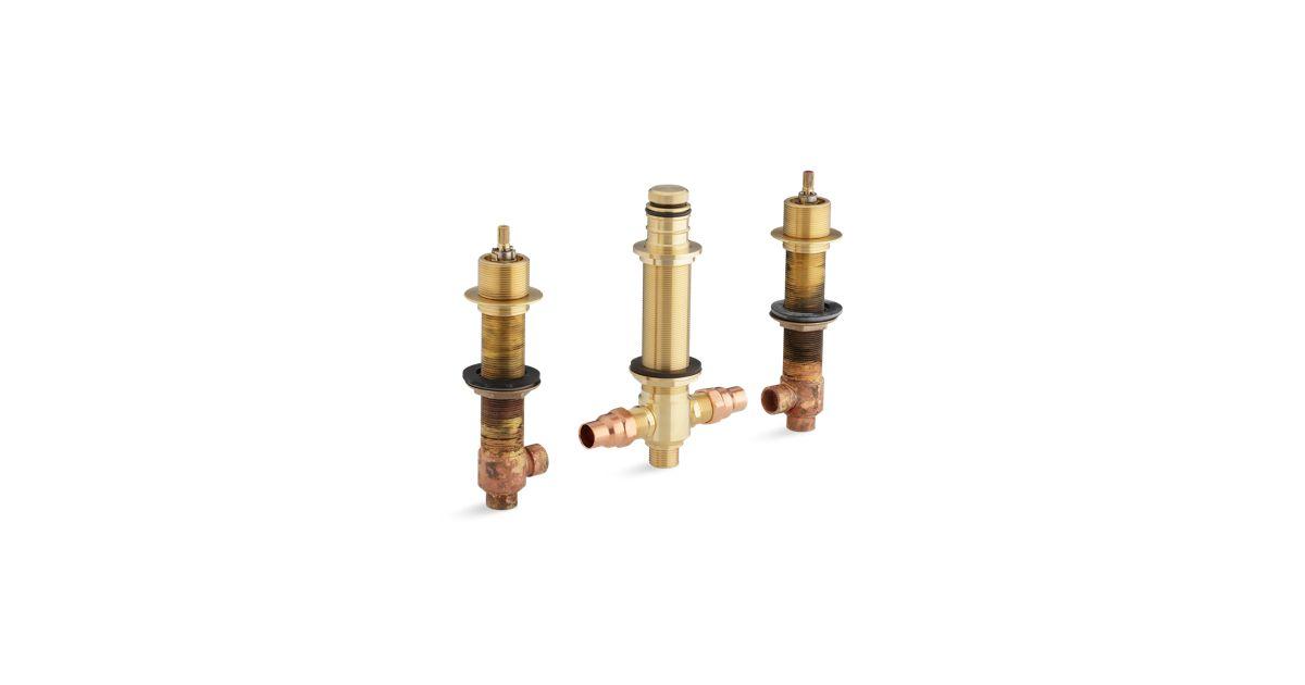 kohler roman tub faucet parts.  High Flow 1 2 Inch Valve System with Diverter K 438 KOHLER