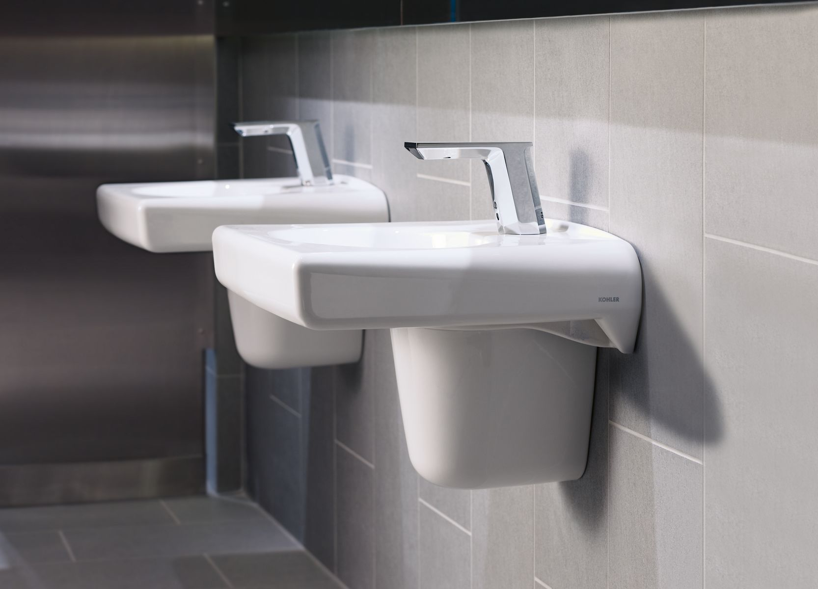 Commercial Bathroom Sink ada compliant products | kohler