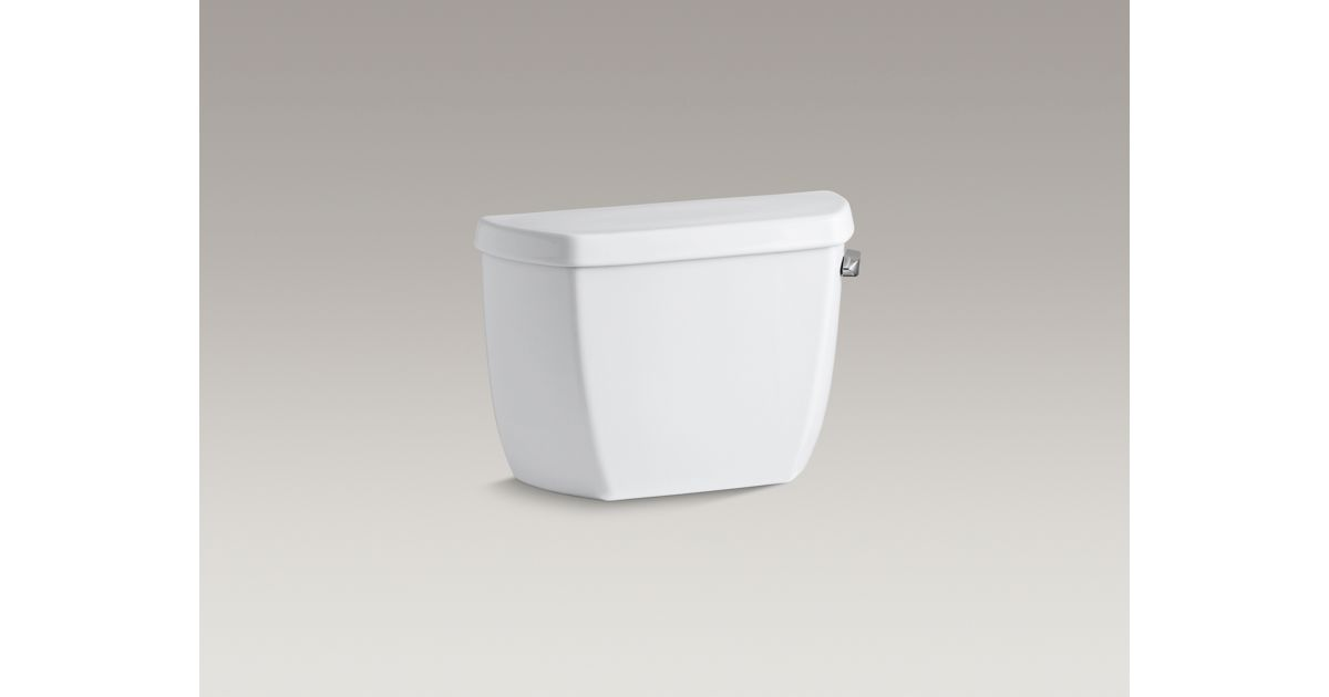 Kohler K 4620 Tr Wellworth 1 6 Gpf Toilet Tank With Tank