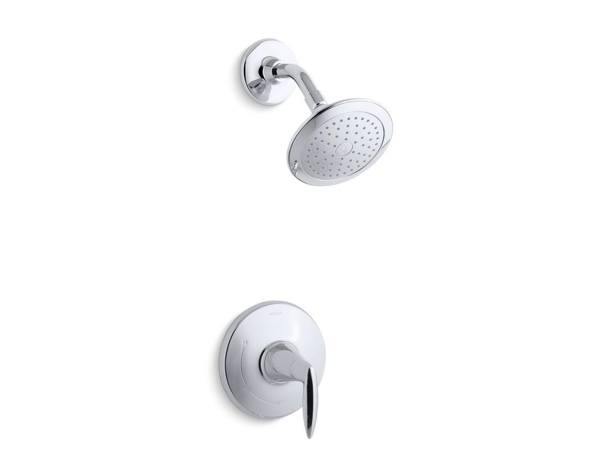 Alteo® Rite-Temp(r) shower trim set, valve not included   Tuggl