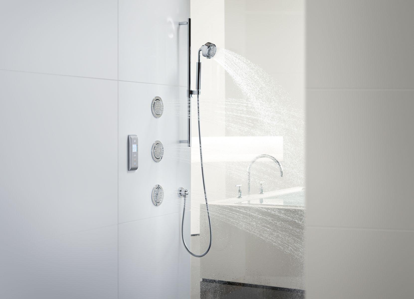 DTV Prompt Digital Showering System Bathroom KOHLER