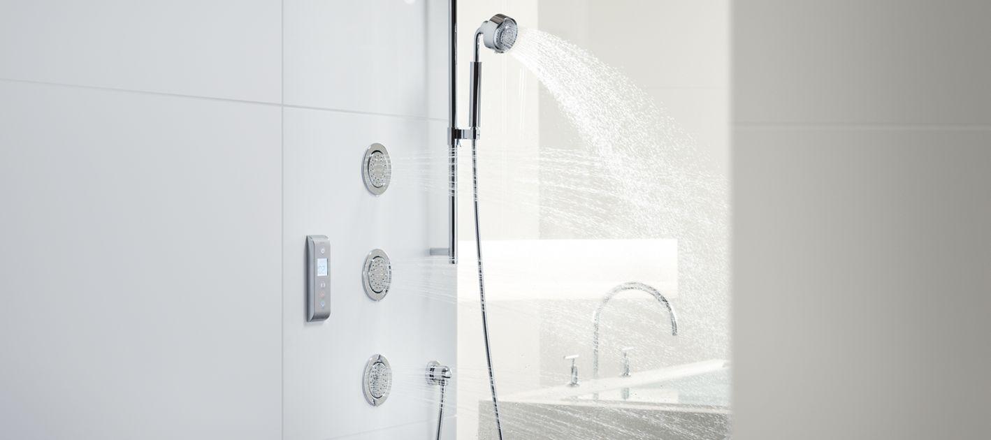 DTV Prompt® Digital Showering System