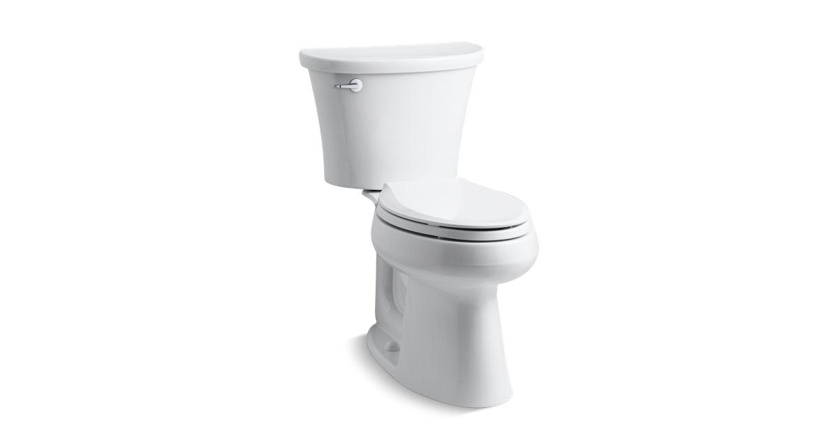 Cavata Complete Solution Dual-Flush Toilet | K-45989 | KOHLER