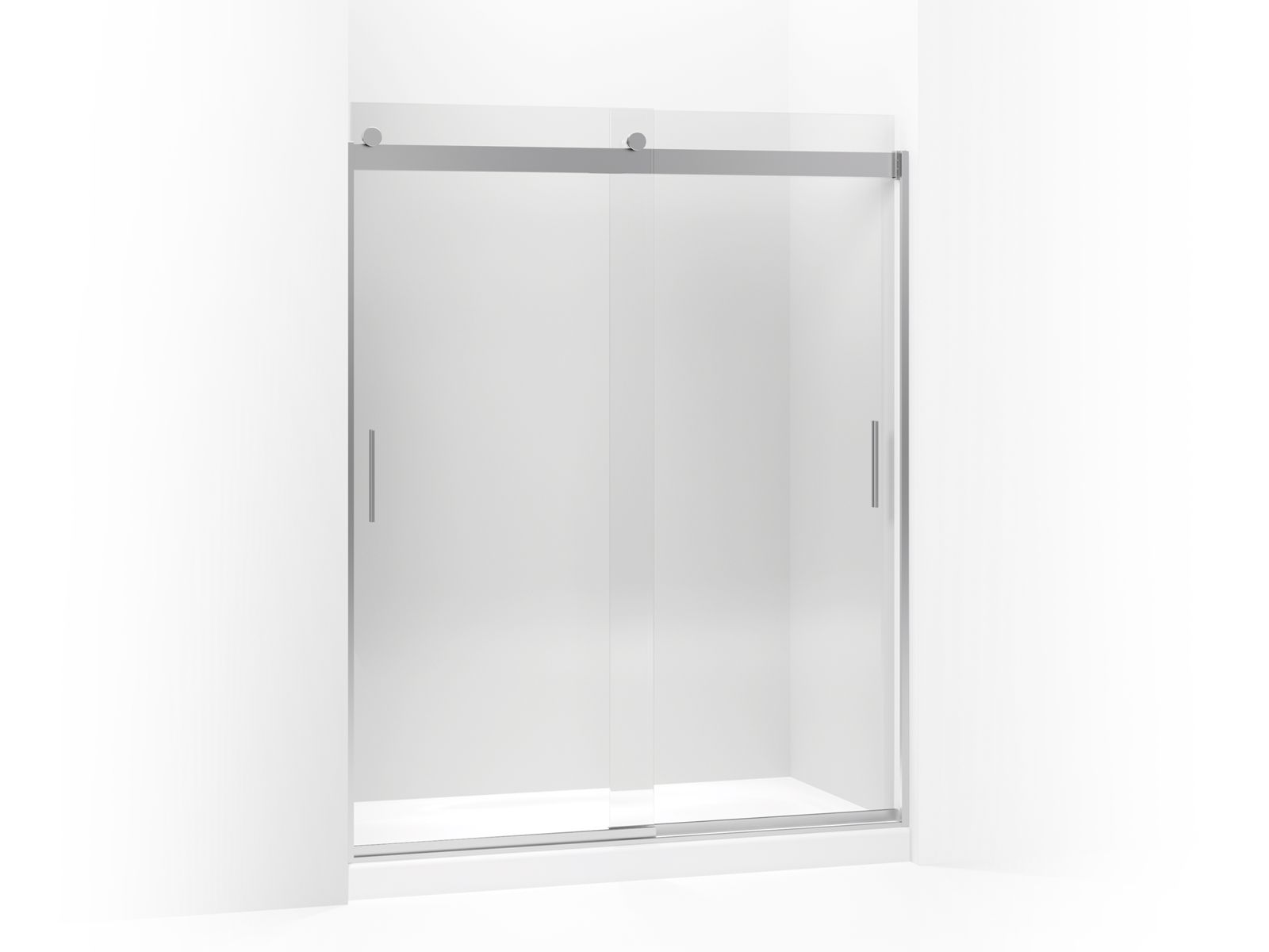 sc 1 st  Kohler & Levity Frameless Sliding Shower Door | K-706009-L | KOHLER