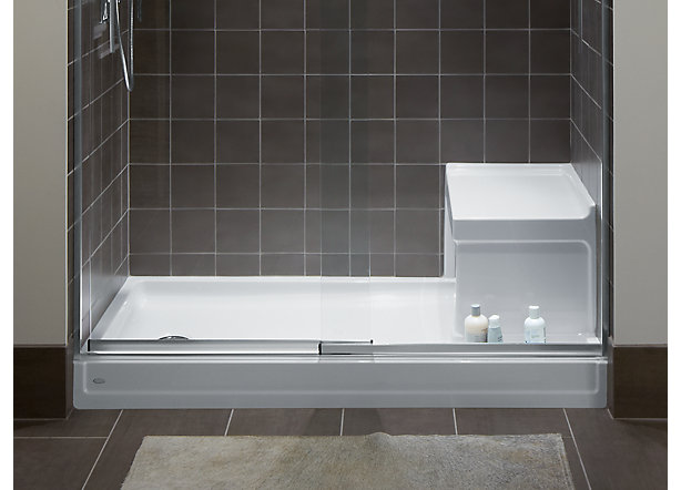 Shower Space Walls & Bases Guides | Bathroom | KOHLER