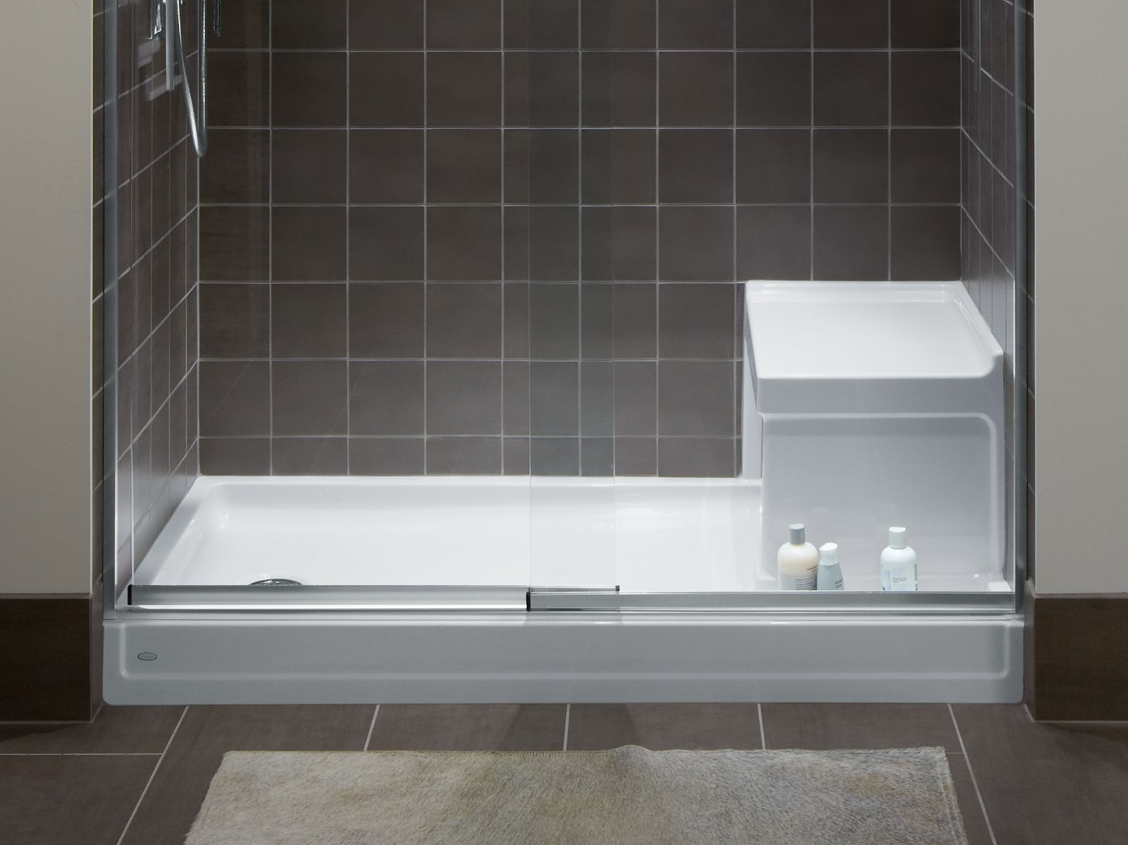 Shower Space Walls Amp Bases Guides Bathroom Kohler