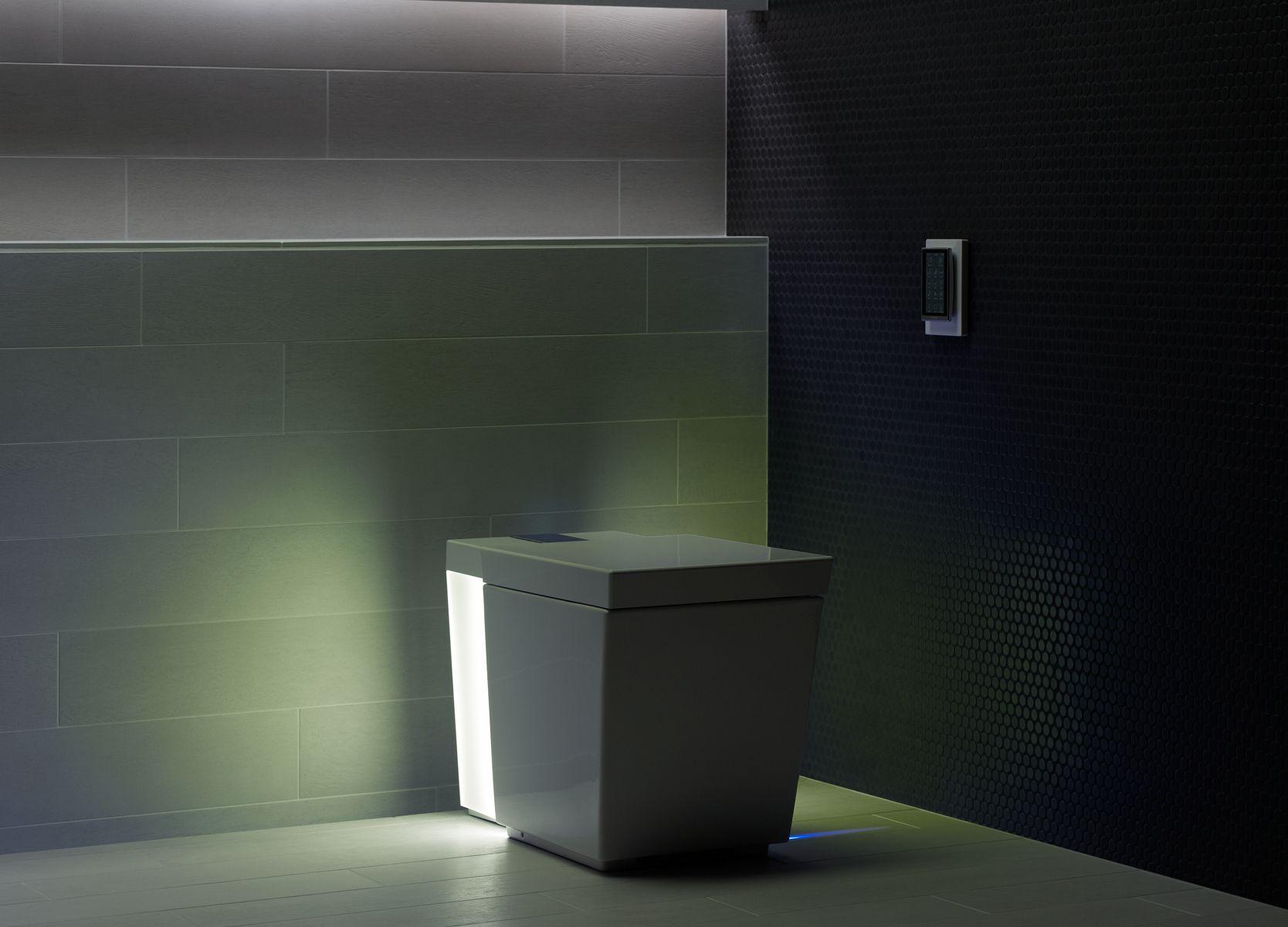 how to keep kohler toilet clean