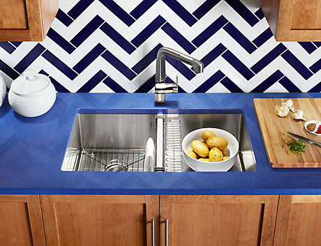 Why Kohler Stainless Steel Sinks