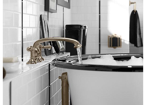 Installation Bathtub Faucets Guide Kohler