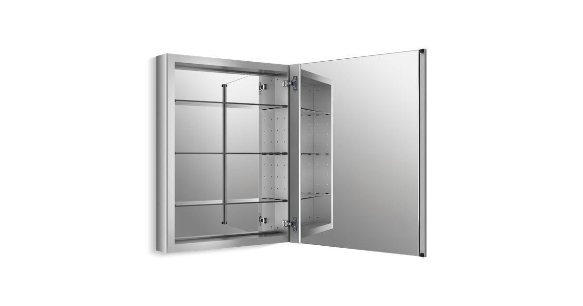 K 99006 Verdera Medicine Cabinet With, Cabinet Mirror Replacement