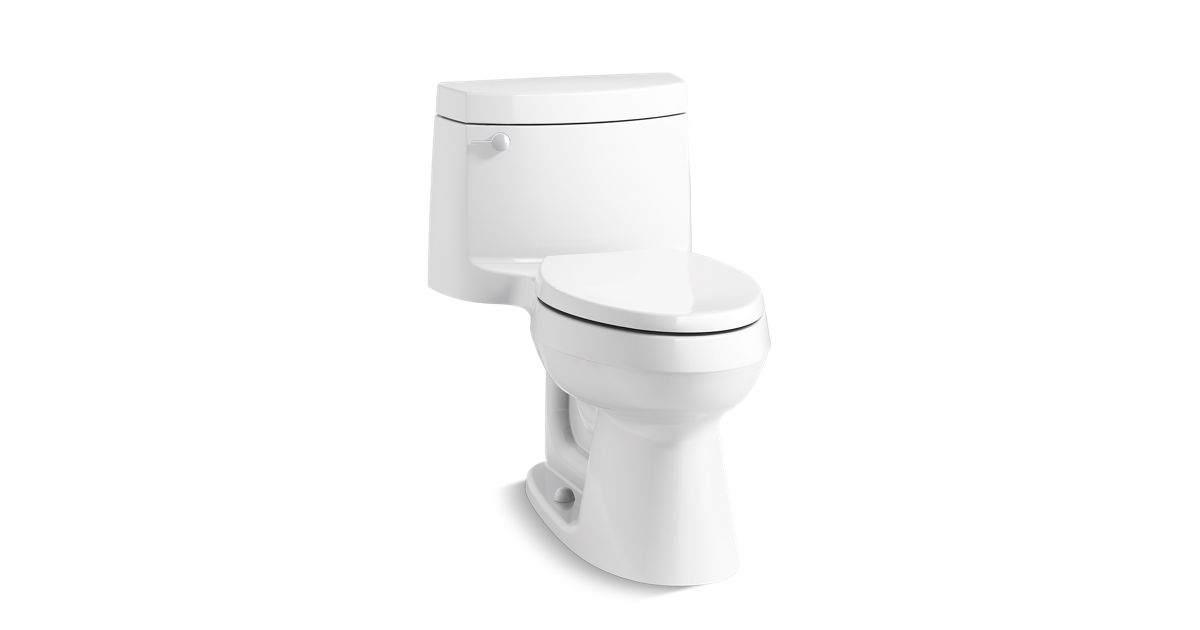 K 3828 Cimarron Comfort Height Elongated Toilet Kohler