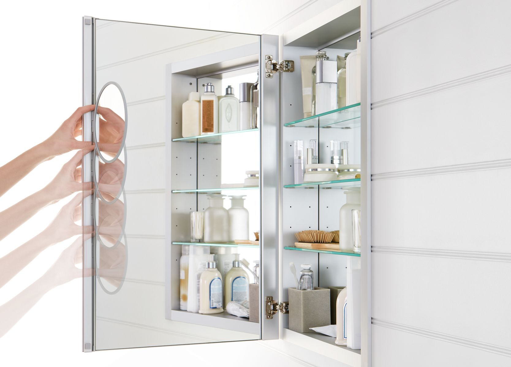 Mirror medicine cabinet 100 mirror medicine cabinets recessed medicine cabinet mirr 100 - High end medicine cabinets with mirrors ...