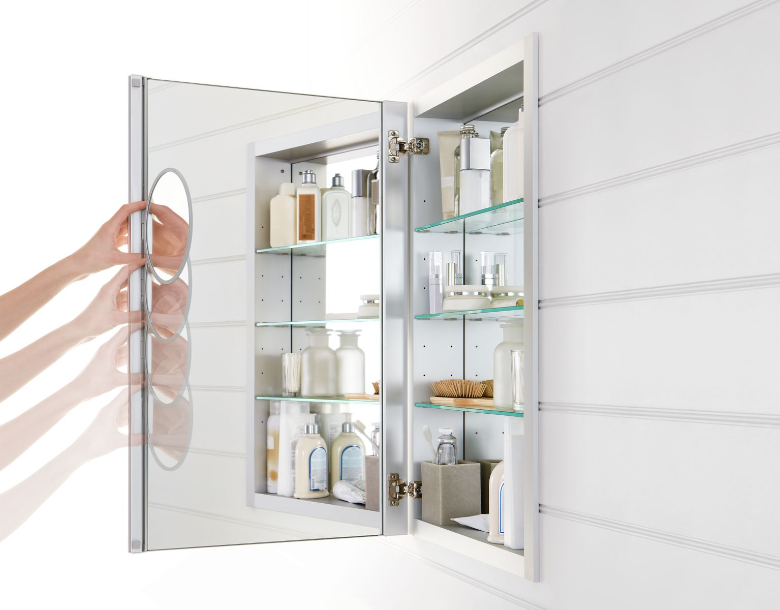 Size Choices And Finishing Touches. Verdera Medicine Cabinets ...