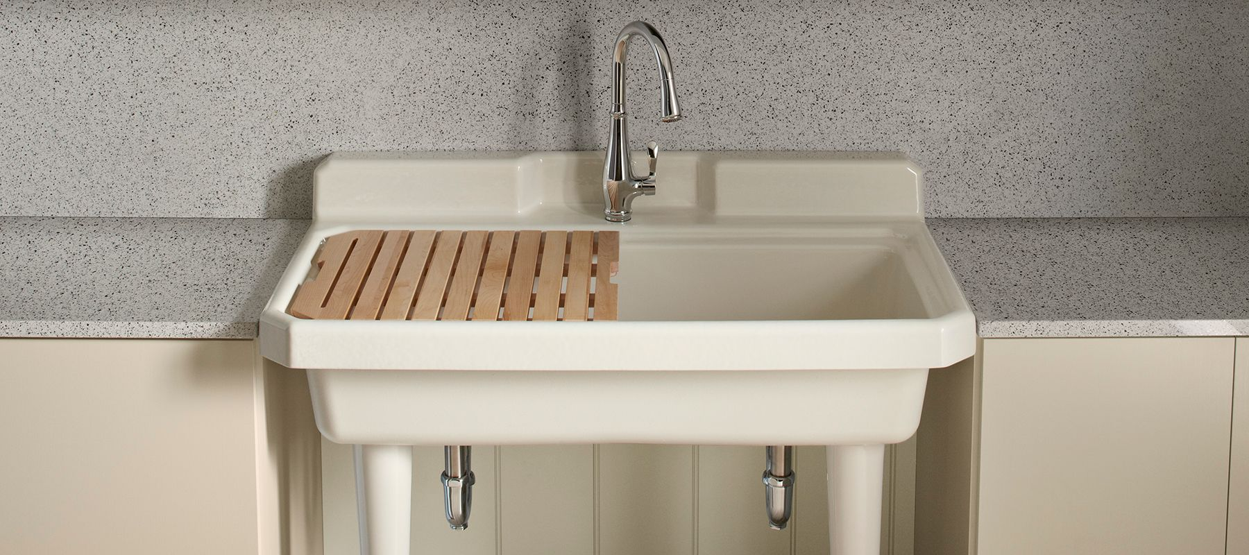Utility sinks kitchen kohler laundry room reborn workwithnaturefo