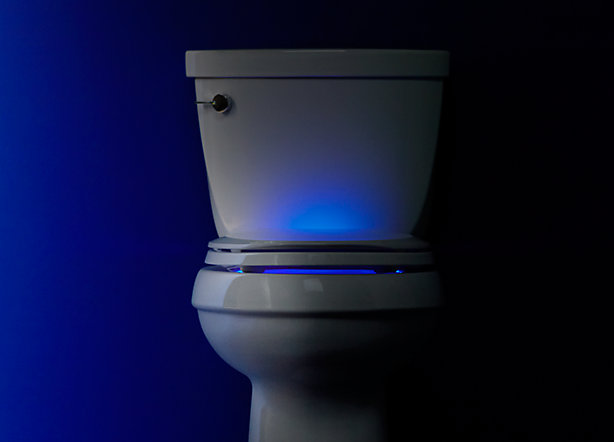 Lighted Toilet Seats