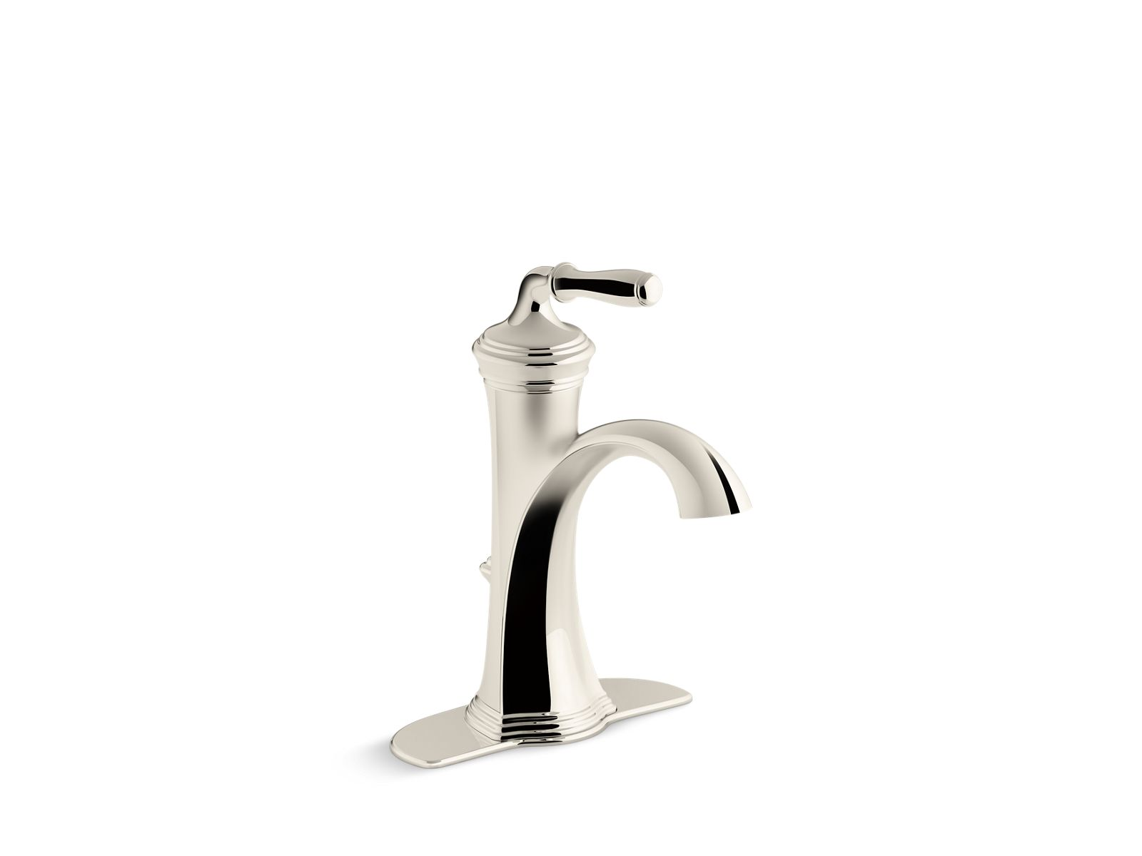 K 193 4 Devonshire Single Handle Bathroom Sink Faucet Kohler