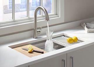 kohler - Kohler Kitchen Sinks